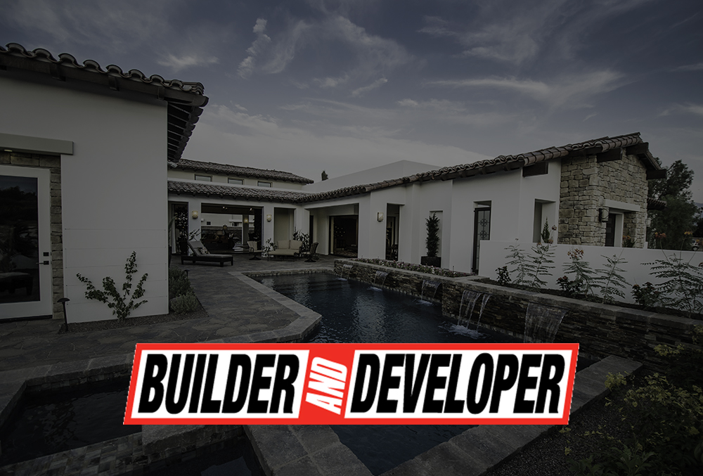 BDmag, New U.S. home builder
