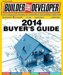 Builder and Developer April 2014