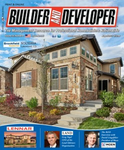 Builder and Developer August 2015-B&D