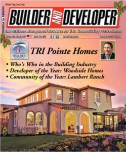 Builder and Developer December 2012