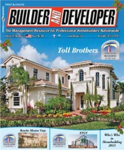 Builder and Developer December 2013