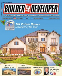 Builder and Developer December 2014