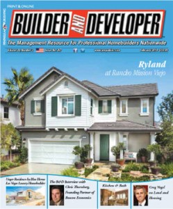 Builder and Developer February 2014