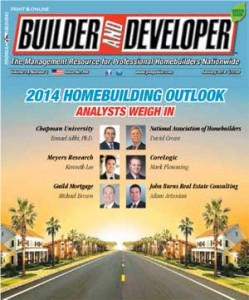 Builder and Developer January 2014