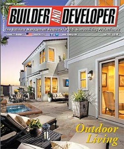 Builder and Developer July 2012