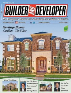 Builder and Developer July 2014
