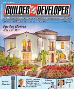 Builder and Developer June 2013