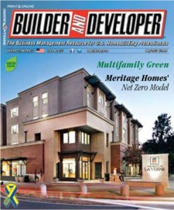 Builder and Developer May 2013