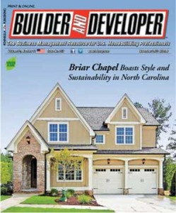 Builder and Developer November 2012