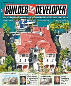 Builder and Developer November 2014
