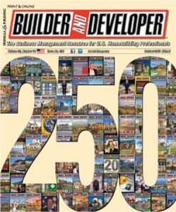 Builder and Developer October 2012
