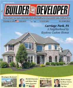Builder and Developer October 2013