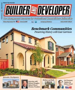 Builder and Developer October 2014