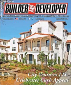 Builder and Developer September 2012