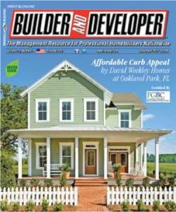Builder and Developer September 2013