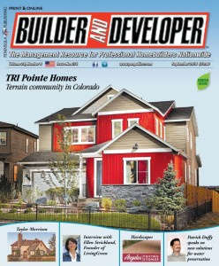 Builder and Developer September 2014