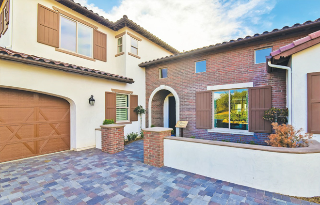 Fleming Communities builds elegant homes through meticulous planning. The detail and timeless design exudes the essence that makes Temecula Valley.