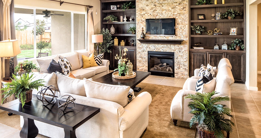 Great San Joaquin Valley Homes Embraces Central Valleyus Community With Old  World Design Homes.