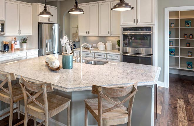 ryland homes kitchen