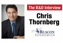 The B&D Interview with Chris Thornberg, PhD