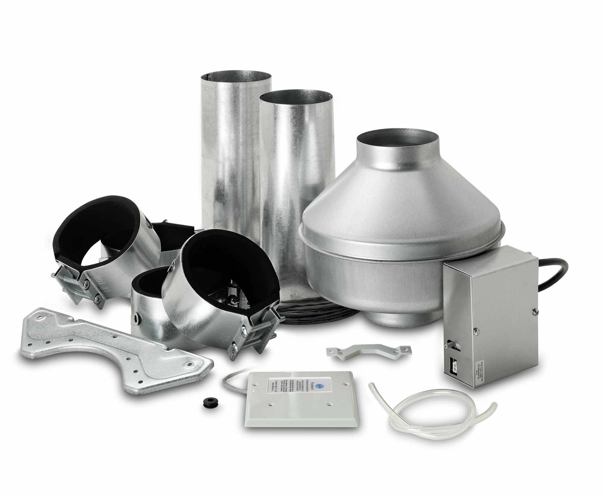 Fantech Designed for exhaust and supply air ventilation systems in residential accommodation such as apartments and homes. Suitable for exhausting air from toilets, bathrooms and low pressure kitchen systems. www.fantech.net