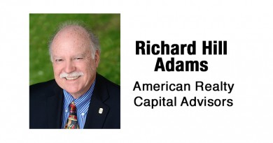 Richard Hill Adams funds rate