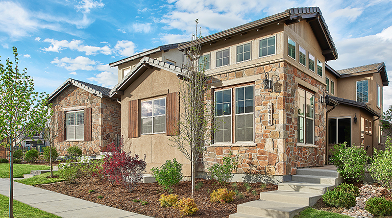 Brookfield residential of colorado pioneers denver market for Home builder magazines