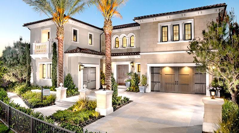 Floor Plans at  Hidden Canyon Designed for Enhanced California Living