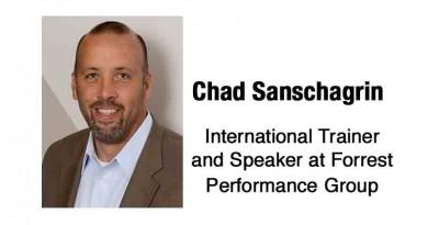 Chad Sanchagrin set goals article