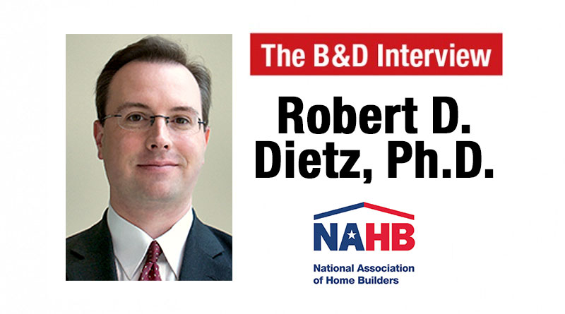 BD Interview Robert D Dietz