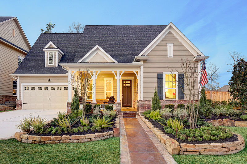 Darling homes brings design innovation to texas builder for Classic home builders