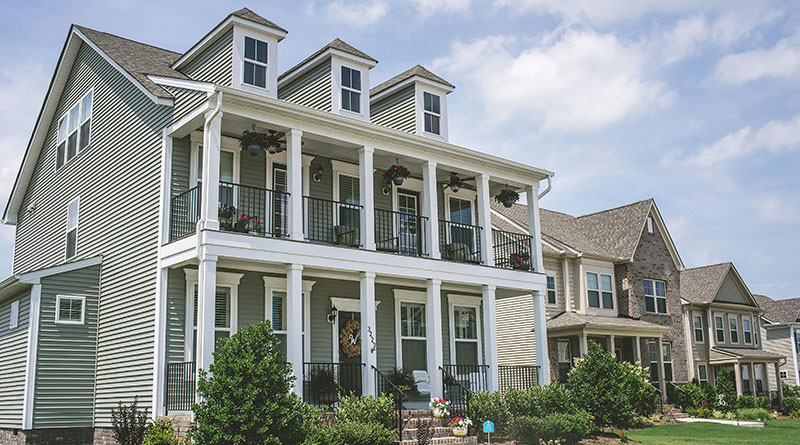Small Town Streetscapes to Attract Range Of Buyers