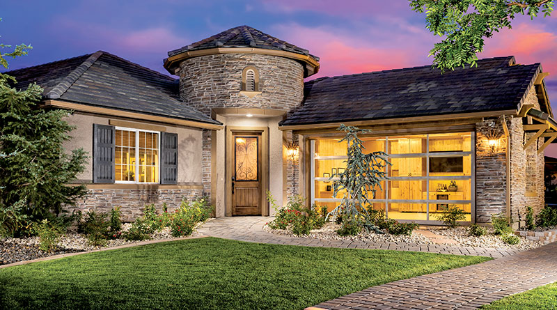 Toll Brothers Streamlines the New Home Buying Process