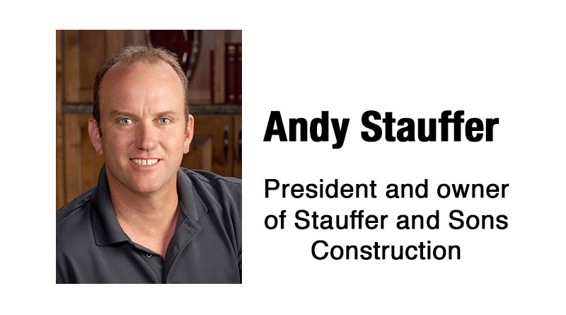 Andy Stauffer passion article
