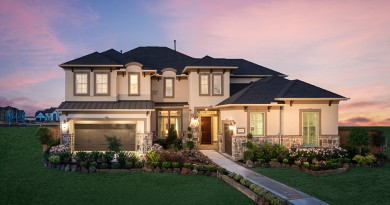 Trendmaker Homes - The Reserve at Clear Lake City
