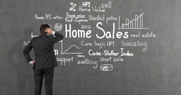 U.S. Housing Market for home sales market