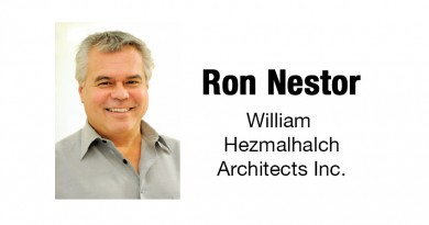 Ron Nestor picture for Color article