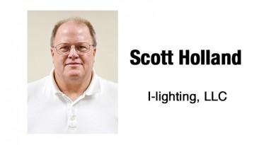 Scott Holland, energy-efficient lighting