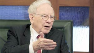 Buffett: U.S. economy better