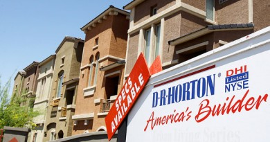 D.R. Horton: What's Ahead for the Homebuilder in 2016?
