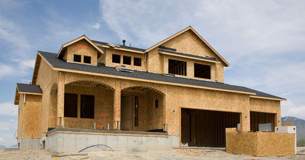 Rebound in new home construction at last builder and for Modern home builder magazine
