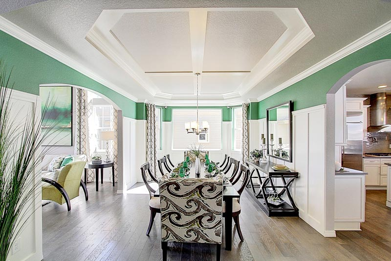 D.R. Horton homes adhere to HERS standards, saving energy and money for homeowners.
