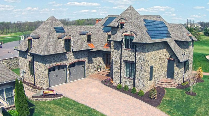 The Links at Gettysburg Yield True High Performance Homes