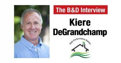 The B&D Interview: Kiere DeGrandchamp