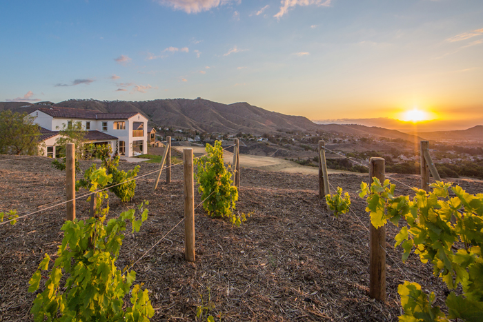 The old-world wine-country community was directly inspired by its location and the breathtaking, panoramic views reminiscent of Tuscany, France, and Napa.