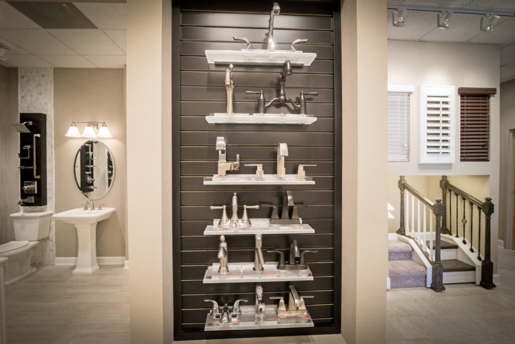 from staircases to blinds to faucets to flooring buyers have the ability - Richmond Homes Design Center