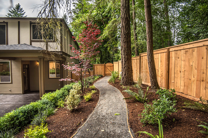 Portland is an ideal city to be a residential infill homebuilder, largely because Portlanders are environmentally conscious and very eco-friendly.