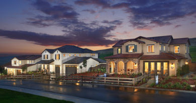 CalAtlantic Homes Opens Gated Estate Homes In El Dorado Hills, CA