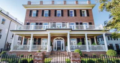 Fairview Row: Style Built on History