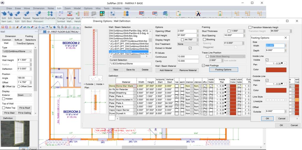 softplan cad bim software